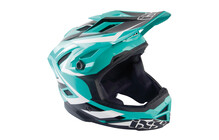 iXS Metis DH/FR Casques green/noir